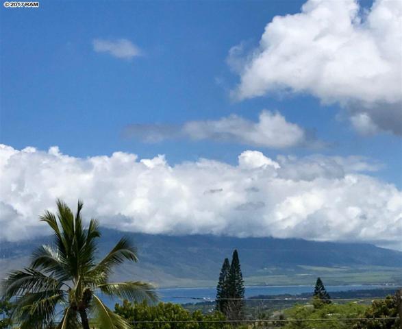 969 Kupulau Dr, Kihei, HI 96753 (MLS #375597) :: Elite Pacific Properties LLC
