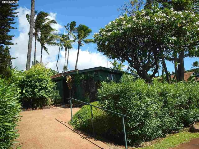 2750 Kalapu Dr #35, Lahaina, HI 96761 (MLS #375599) :: Elite Pacific Properties LLC
