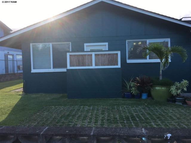 880 Haunani Pl, Wailuku, HI 96793 (MLS #375609) :: Elite Pacific Properties LLC