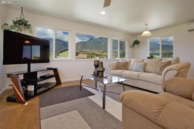 109 E Kanamele Loop, Wailuku, HI 96793 (MLS #375611) :: Elite Pacific Properties LLC
