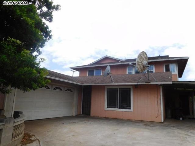 161 Opukea St, Kahului, HI 96732 (MLS #375616) :: Elite Pacific Properties LLC
