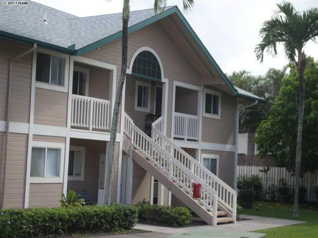 60 Waipaa Ln 39-206, Wailuku, HI 96793 (MLS #375625) :: Elite Pacific Properties LLC