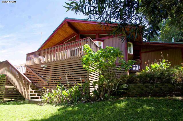 1486 Piiholo Rd, Makawao, HI 96768 (MLS #375626) :: Island Sotheby's International Realty