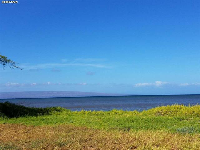 2904 Kam V Hwy Lot C, Maunaloa, HI 96748 (MLS #375628) :: Elite Pacific Properties LLC
