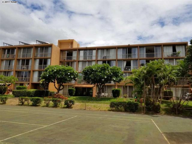 3660 Honoapiilani Rd #203, Lahaina, HI 96761 (MLS #375636) :: Elite Pacific Properties LLC