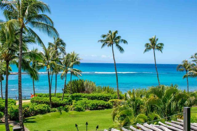1 Bay Dr #1205, Lahaina, HI 96761 (MLS #375639) :: Elite Pacific Properties LLC
