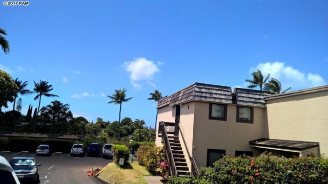120 Hui Rd F Rd J-2, Lahaina, HI 96761 (MLS #375644) :: Elite Pacific Properties LLC