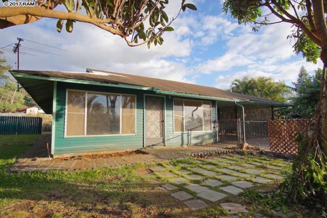 148 Mahola St, Makawao, HI 96768 (MLS #375649) :: Island Sotheby's International Realty