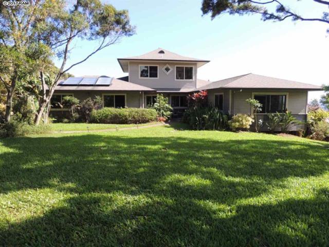 43 W Waipio Rd, Haiku, HI 96708 (MLS #375650) :: Island Sotheby's International Realty