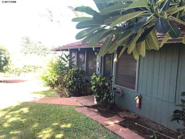 2750 Kalapu Dr #34, Lahaina, HI 96761 (MLS #375657) :: Island Sotheby's International Realty