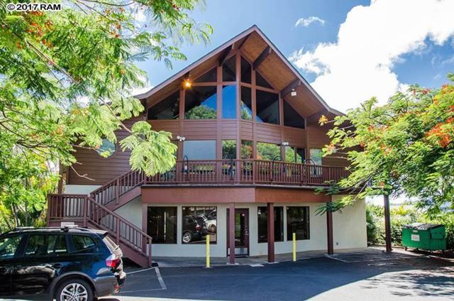 3390 Haleakala Hwy, Makawao, HI 96768 (MLS #375706) :: Island Sotheby's International Realty