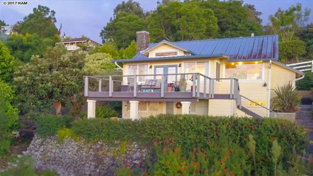 850 Kekaulike Ave, Kula, HI 96790 (MLS #375741) :: Island Sotheby's International Realty