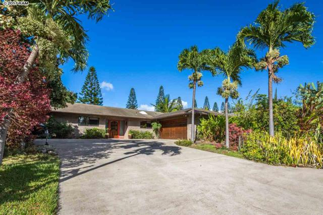 2781 Palalani St, Pukalani, HI 96768 (MLS #375745) :: Island Sotheby's International Realty