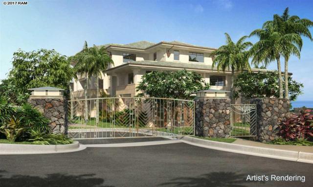 71 Wailea Gateway Pl #71, Kihei, HI 96753 (MLS #375779) :: Elite Pacific Properties LLC