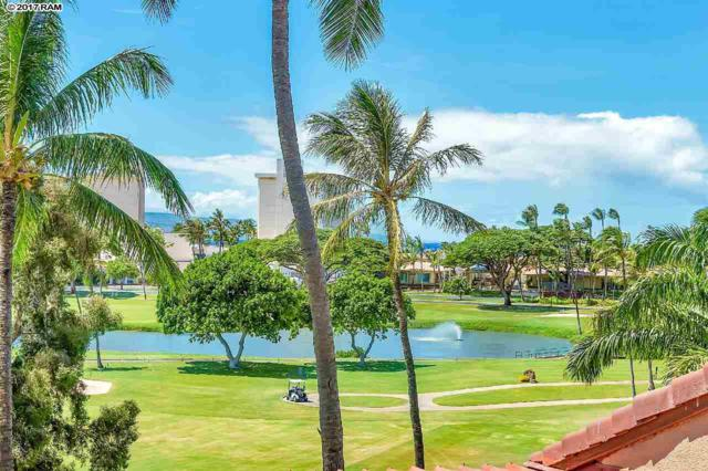 2560 Kekaa Dr B-301, Lahaina, HI 96761 (MLS #375830) :: Elite Pacific Properties LLC