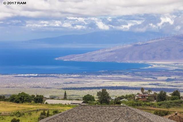121 Kulamanu Cir, Kula, HI 96790 (MLS #375848) :: Island Sotheby's International Realty