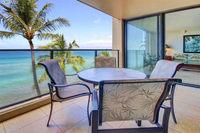 110 Kaanapali Shores Pl #616, Lahaina, HI 96761 (MLS #375849) :: Elite Pacific Properties LLC