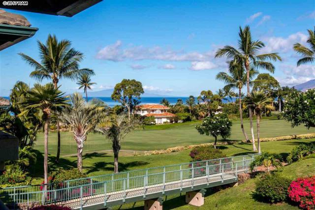 3950 Kalai Waa St V-201, Kihei, HI 96753 (MLS #375862) :: Island Sotheby's International Realty