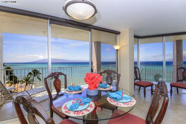 4365 Lower Honoapiilani Rd #811, Lahaina, HI 96761 (MLS #375907) :: Elite Pacific Properties LLC