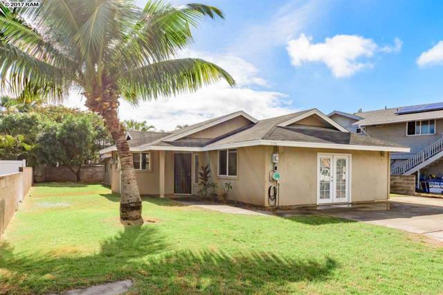 1190 W Onaha Pl Lot 108, Wailuku, HI 96793 (MLS #375908) :: Island Sotheby's International Realty