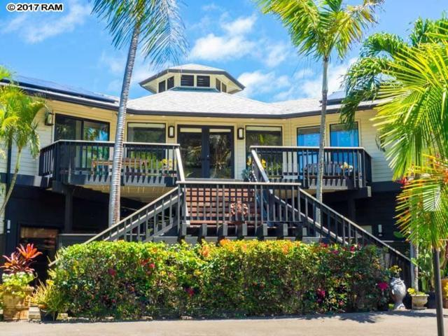 581 Stable Rd, Paia, HI 96779 (MLS #375921) :: Island Sotheby's International Realty