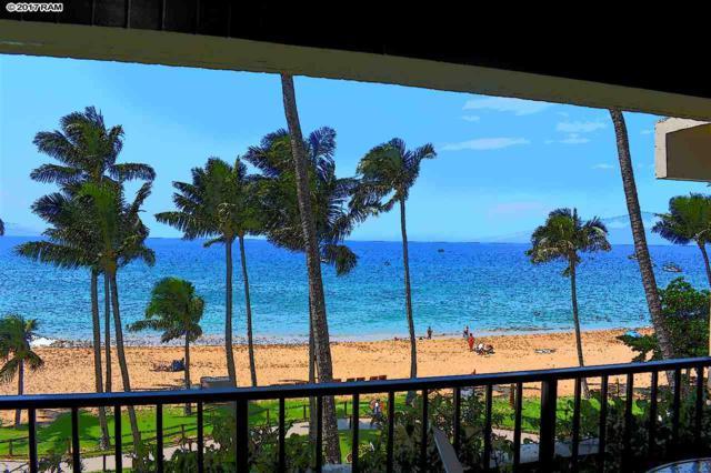 50 Nohea Kai Dr 1-406, Lahaina, HI 96761 (MLS #375934) :: Island Sotheby's International Realty