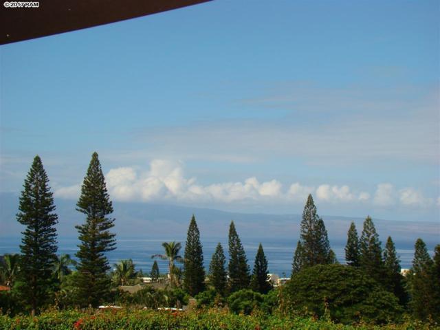50 Puu Anoano St #2303, Lahaina, HI 96761 (MLS #375936) :: Island Sotheby's International Realty