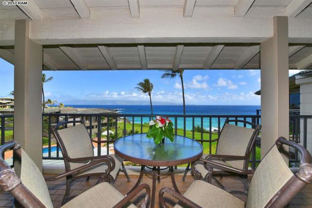 500 Bay Dr 23B1, Lahaina, HI 96761 (MLS #375937) :: Elite Pacific Properties LLC