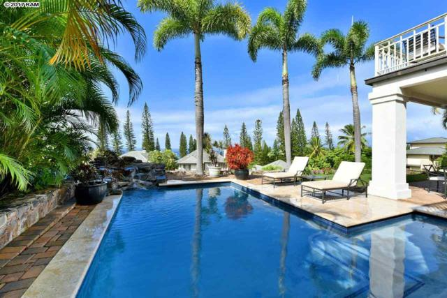 516 Pacific Dr, Lahaina, HI 96761 (MLS #375940) :: Elite Pacific Properties LLC