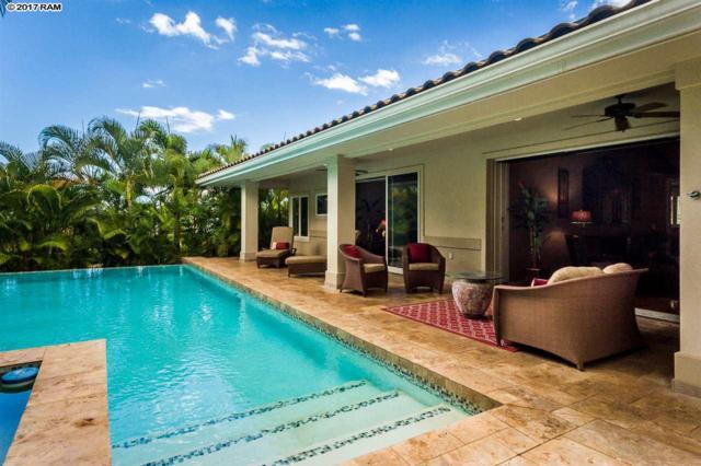 3176 Noho Loihi Way, Kihei, HI 96753 (MLS #375965) :: Elite Pacific Properties LLC