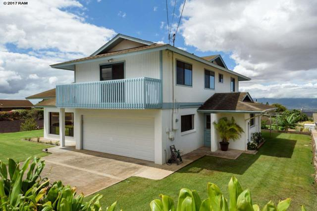 246 Ehilani St, Pukalani, HI 96768 (MLS #375969) :: Island Sotheby's International Realty