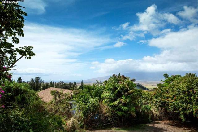 190 Alea Pl, Pukalani, HI 96768 (MLS #375976) :: Island Sotheby's International Realty