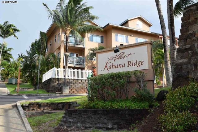 25 Heather Ln #115, Lahaina, HI 96761 (MLS #375978) :: Island Sotheby's International Realty