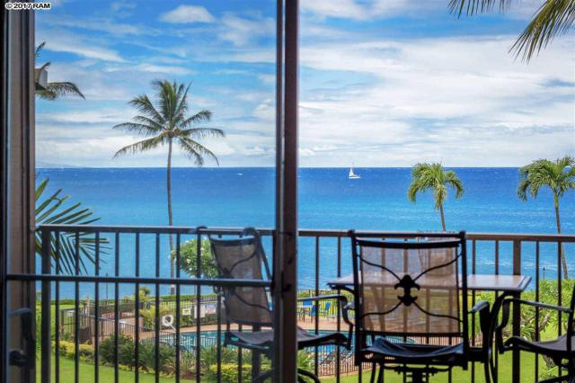 3975 Lower Honoapiilani Rd #212, Lahaina, HI 96761 (MLS #375982) :: Island Sotheby's International Realty