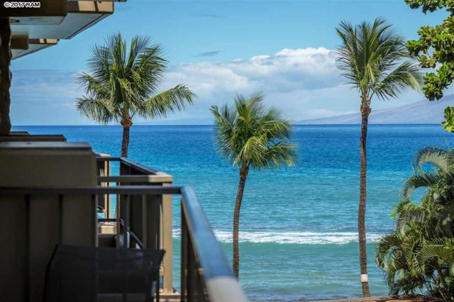 3615 Lower Honoapiilani Rd #327, Lahaina, HI 96761 (MLS #375984) :: Island Sotheby's International Realty