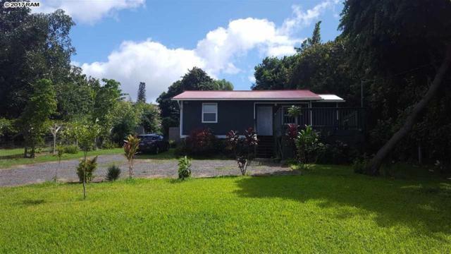 1015 Makawao Ave, Makawao, HI 96768 (MLS #375992) :: Island Sotheby's International Realty