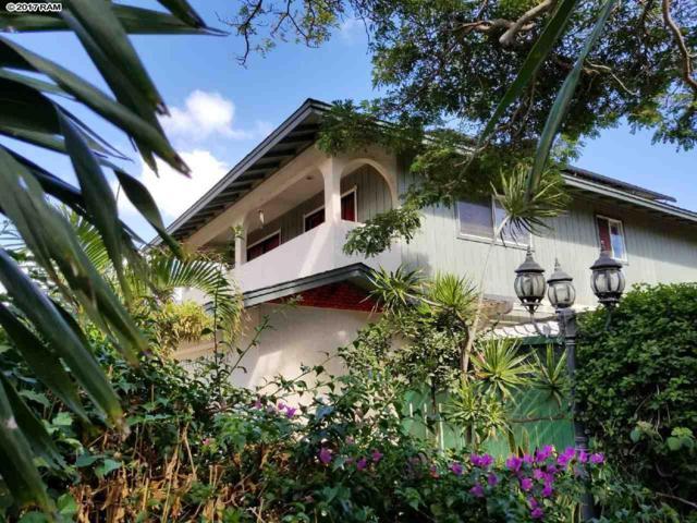 167 W Papa St, Kahului, HI 96732 (MLS #375995) :: Elite Pacific Properties LLC
