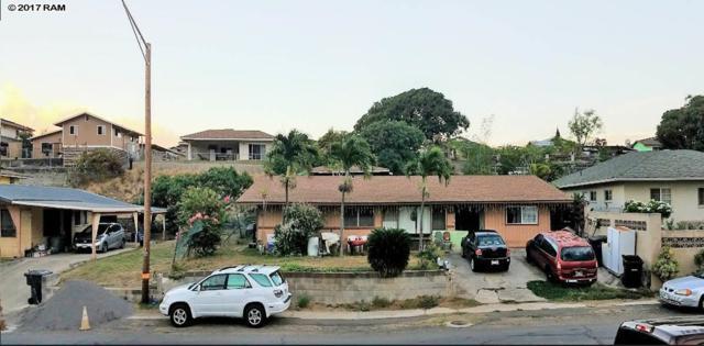 603/ 605 Maalo St, Kahului, HI 96732 (MLS #375996) :: Island Sotheby's International Realty