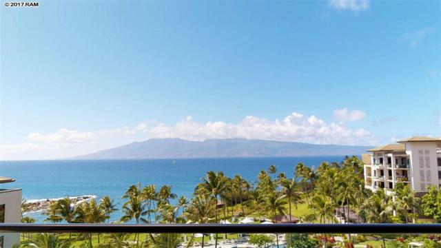 1 Bay Dr #3602, Lahaina, HI 96761 (MLS #376022) :: Elite Pacific Properties LLC