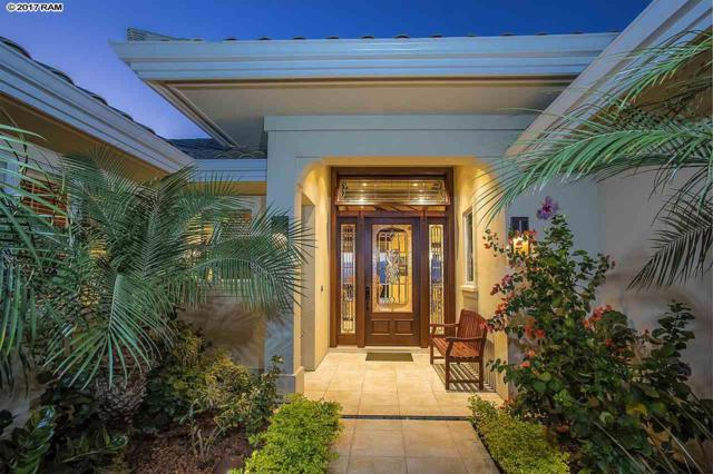 4334 Wailina St, Kihei, HI 96753 (MLS #376025) :: Elite Pacific Properties LLC