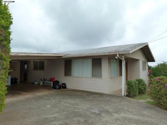 211 Maha Rd, Makawao, HI 96768 (MLS #376041) :: Island Sotheby's International Realty