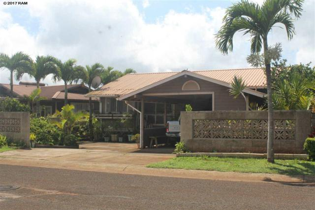 1390 Pakali St, Lanai City, HI 96763 (MLS #376056) :: Elite Pacific Properties LLC