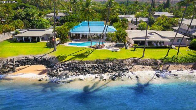 1764 Halama St, Kihei, HI 96753 (MLS #376086) :: Elite Pacific Properties LLC