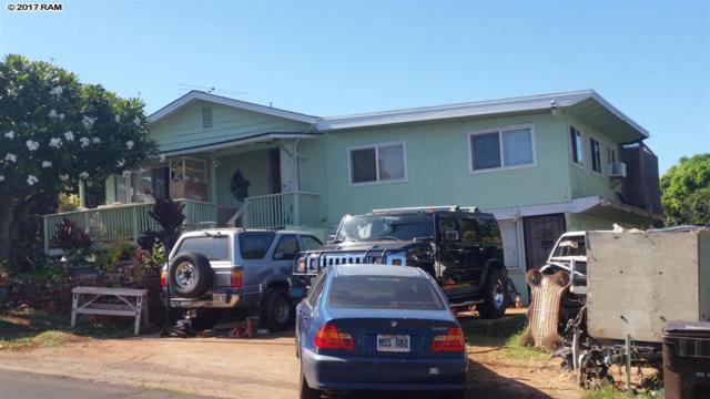 170 Malanai St, Lahaina, HI 96761 (MLS #376088) :: Elite Pacific Properties LLC