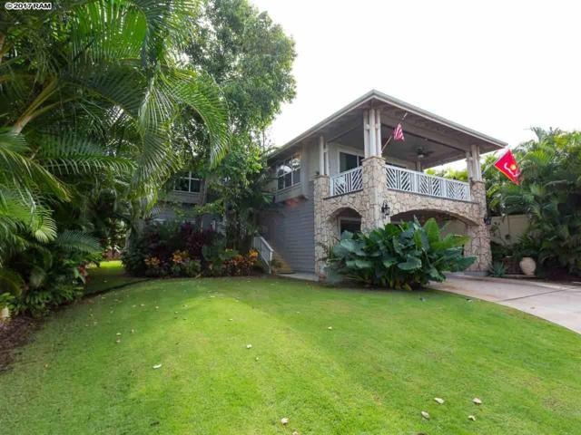 136 Laukahi St, Kihei, HI 96753 (MLS #376093) :: Maui Estates Group