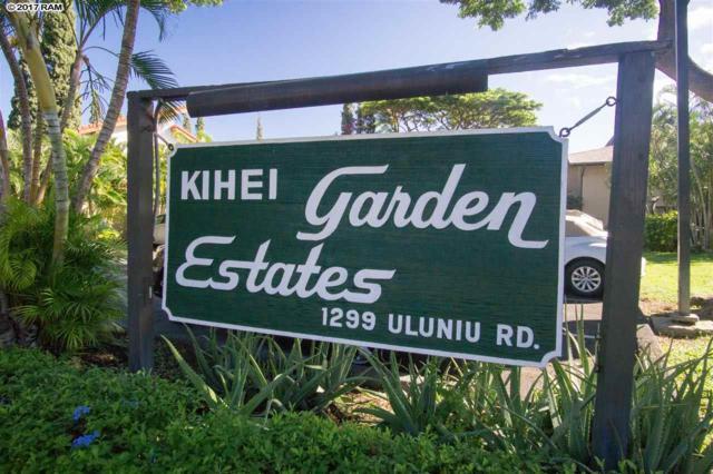 1299 Uluniu Rd G-204, Kihei, HI 96753 (MLS #376106) :: Elite Pacific Properties LLC