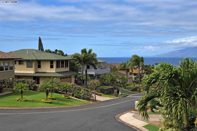 160 Kahana Ridge Dr, Lahaina, HI 96761 (MLS #376145) :: Elite Pacific Properties LLC