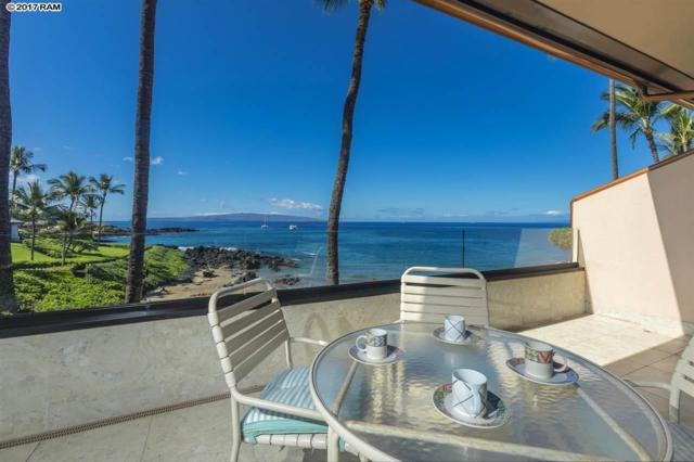 4850 Makena Alanui Rd G-203, Kihei, HI 96753 (MLS #376196) :: Elite Pacific Properties LLC