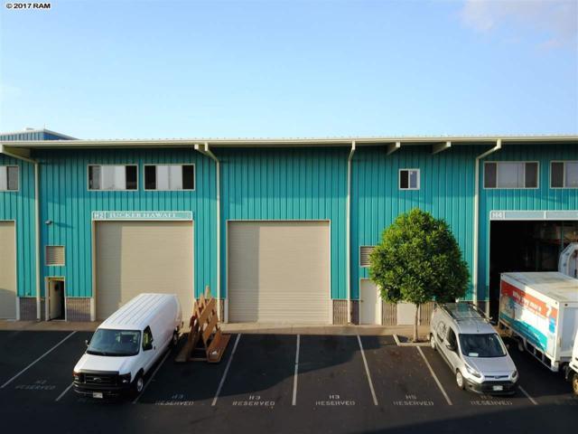 151 Kupuohi St H-3, Lahaina, HI 96761 (MLS #376202) :: Elite Pacific Properties LLC
