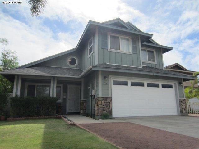 121 Molehulehu Loop, Kahului, HI 96732 (MLS #376273) :: Elite Pacific Properties LLC